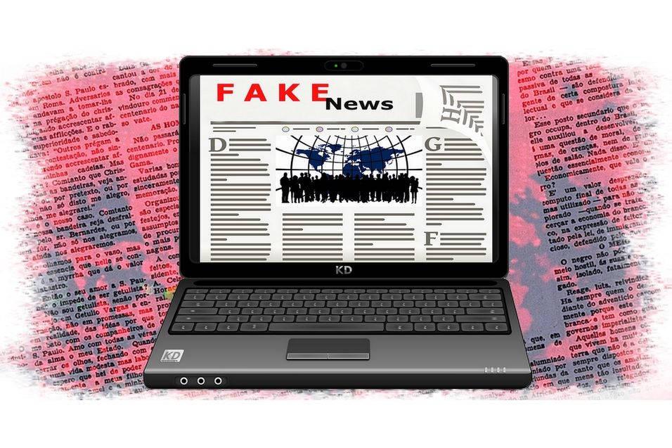 O surgimento das fake news